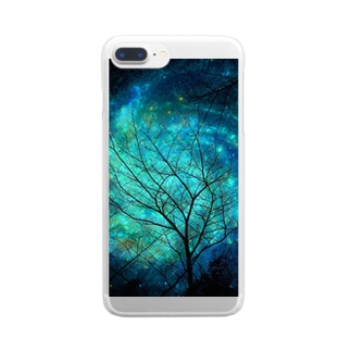 My universe Clear smartphone cases