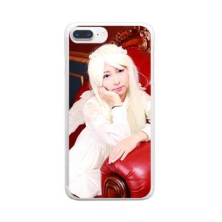 mizuhohimesato Clear smartphone cases