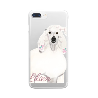 Lilien 4 Clear smartphone cases