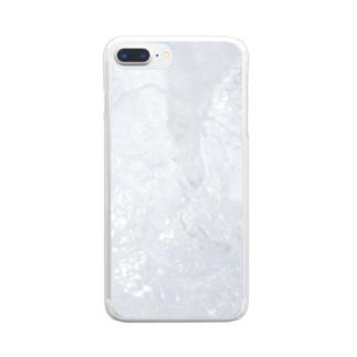 MIZU Clear smartphone cases