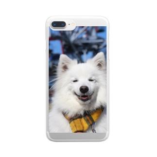 たまんご Clear smartphone cases