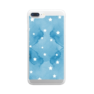 WavEs(波線) Clear smartphone cases