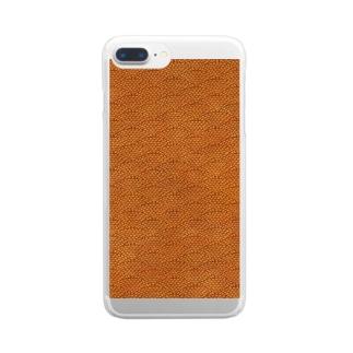 タイルA Clear smartphone cases