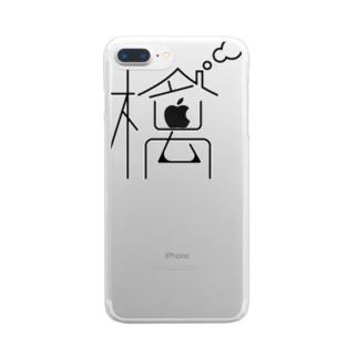 林檎の電話 - I Clear smartphone cases