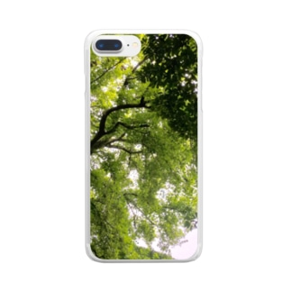 若草 Clear smartphone cases