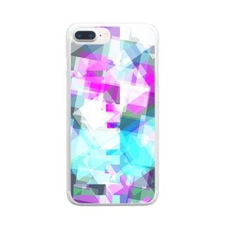 wgli Clear smartphone cases