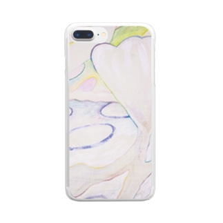 Nozutamachi1 Clear smartphone cases