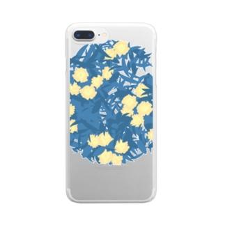 木香茨 Clear smartphone cases