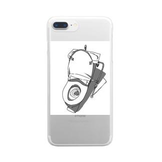 便器 Clear smartphone cases