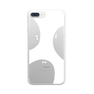 HYOKKORI Clear smartphone cases