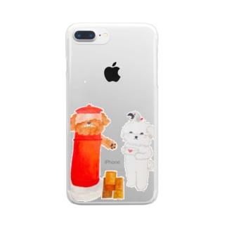 シェリガジュ  ラブレター Clear smartphone cases