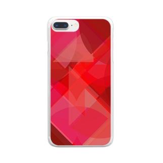 Ruby クリアスマートフォンケース