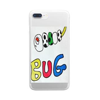 BUG クリアスマートフォンケース