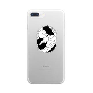 海芋 Clear smartphone cases