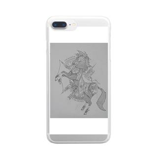 UMA Clear smartphone cases