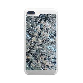 SAKURA Clear smartphone cases