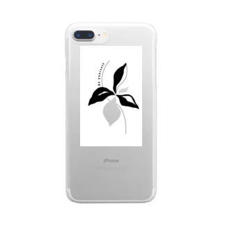 2wins_yuriyuriのBe yourself (+plus)の方 Clear smartphone cases