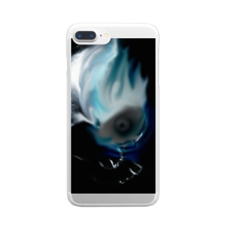 Megalovania Clear smartphone cases
