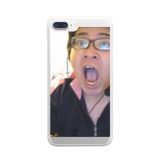 Kinki Sunshine Clear smartphone cases