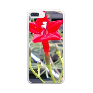Dreamscapeの思い出・・・開いて・・・ Clear smartphone cases