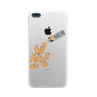 ローシェンナ Clear smartphone cases