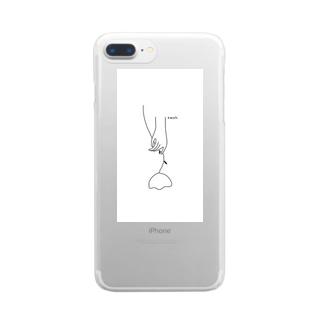 kimito(+plus) Clear smartphone cases