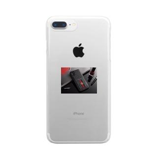 ファッショなiphone xケース ブランド Clear smartphone cases