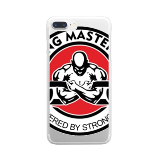 SHMN Clear smartphone cases