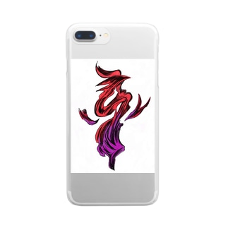 Formless Clear smartphone cases