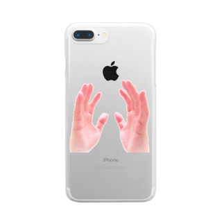 Healing Clear smartphone cases