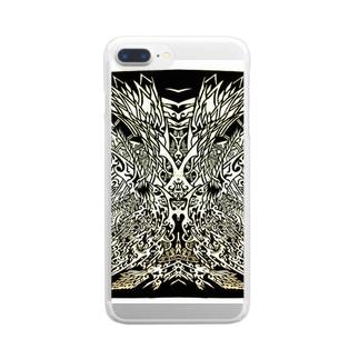 garuda Clear smartphone cases