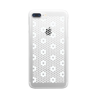 tile Clear smartphone cases