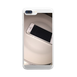 dinner Clear smartphone cases