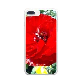 愛は届くかな・・・? Clear smartphone cases