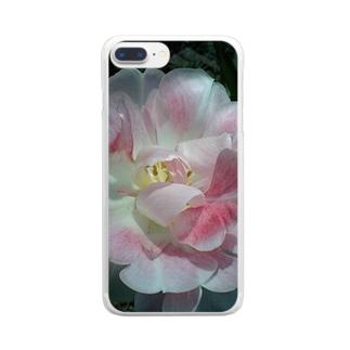 可憐な初恋 Clear smartphone cases