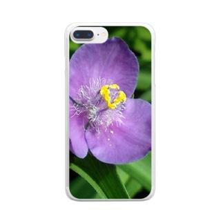 恋人たちの夢紀行 Clear smartphone cases
