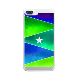 star Clear smartphone cases