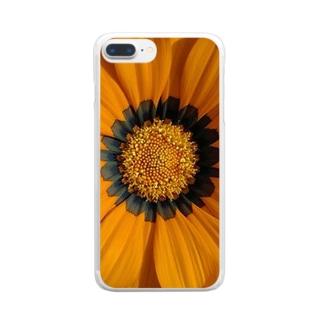 元気印!! Clear smartphone cases