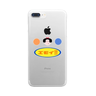 EMOI Clear smartphone cases