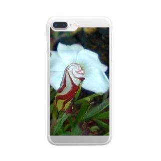 デザイナー Clear smartphone cases