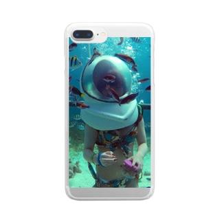 スマホケース Clear smartphone cases