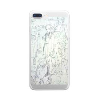 素3 Clear smartphone cases