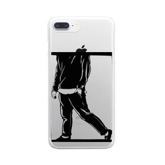 Style Clear smartphone cases