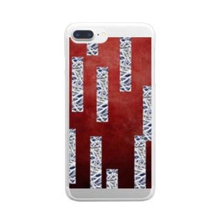 コントラスト ハイセンス 細胞 Clear smartphone cases