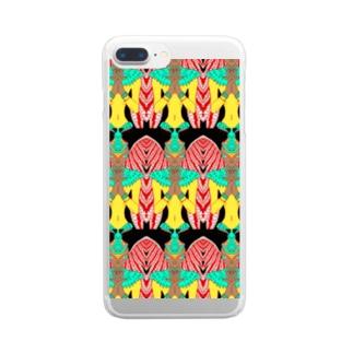 スススサス Clear smartphone cases