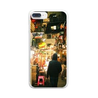 NISHI-OGI T Clear smartphone cases