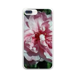 そよ風を受けて・・・ Clear smartphone cases