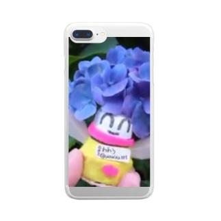 【わわう】お気に入り♪Favorite♪ Clear smartphone cases