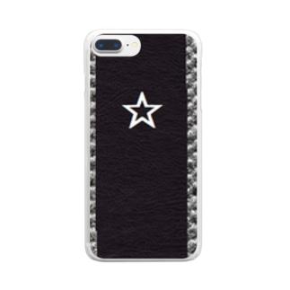 ハイセンス ダンディー Clear smartphone cases