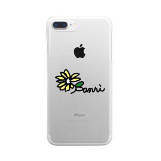 banriマーク Clear smartphone cases